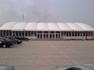 DCC Victory Dome, venue of the concert